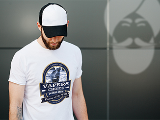 Guru Shirt, E-Zigarette