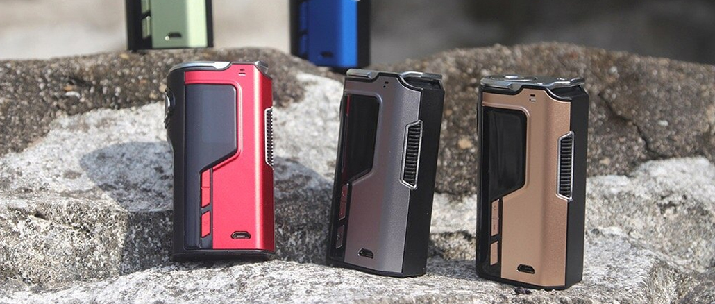 Sirius 200W Box Mod von Modifined