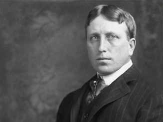 William Randolph Hearst, Vater der Yellow Press.