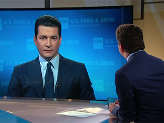 Scott Gotlieb in der Newshour