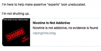E-Zigarette, Bot
